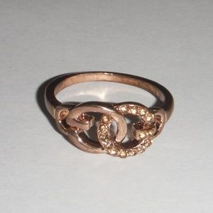 Jewelry - GG Fashion Ring-Gold Copper